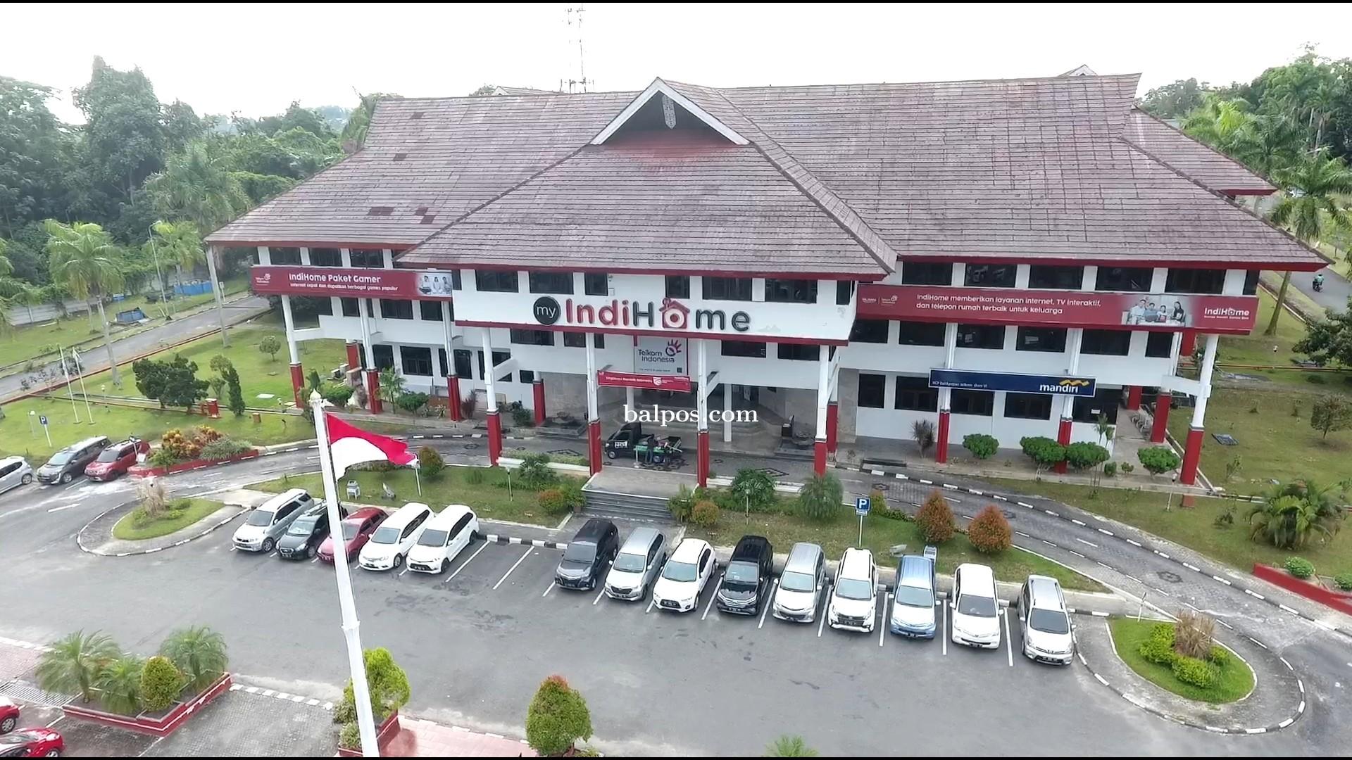 Layanan TelkomGroup di Kalimantan Berangsur Membaik