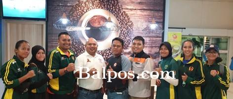 Jelang PON Papua 2020, Lima Atlet Cricket Dapat Suntikan Motivasi